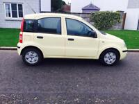 £30 Tax !! 2010 Fiat Panda... MOT August 2018 ...Full Service ...69k Miles ...£1350