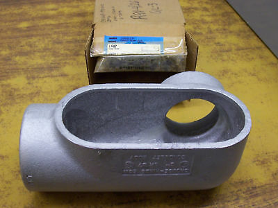 Crouse Hinds Lr87 Form 7 3 Condulet New