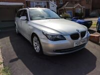 2007 LCI 530D E61 Automatic - MOT - Minor Gearbox Issue