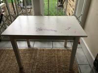 Free IKea children table