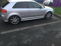 2007 07reg Audi S3 Silver Quattro 3 Door Cheapest Ever