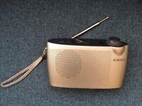 Roberts Classic DAB digital portable radio