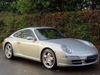 Porsche 911 3.8 997 Carrera S 2dr FULL PORSCHE DEALER HISTORY