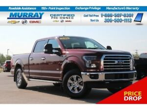 2015 Ford F-150 *TRAILER TOW PKG,REAR CAMERA,