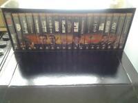 James Bond 007 VHS Widescreen Collectors boxset plus additional films for sale