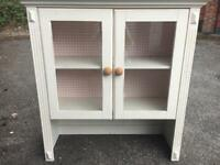 Wall free standing kitchen unit cabinet