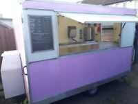 10ft x 6.5ft Catering Trailer - Fully licensed and equipped!