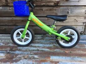 Kids balance bike SOLD