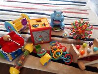 Baby toys for 12 months +