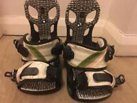 K2 Virtue Snowboard Bindings