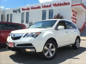 2013 Acura MDX Tech Pkg - Navigation - DVD - Leather