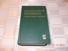 Machinery's Handbook for Engineers and Designers