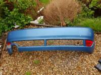 Mk1 focus collection rear bumper