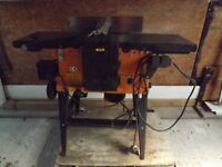 Rema Planer/ Thicknesser with Shih Extractor
