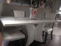 Italian fancy dining table