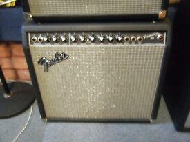 Fender Princeton guitar amp