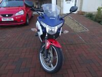 Recently serviced Honda CBR 250 ABS