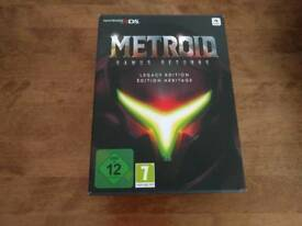 Metroid Prime Legacy Edition - New and Sealed