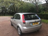 FORD FIESTA 1.2 ZETEC CLIMATE 05 REG MOT MAY 11TH 2019 TIMING BELT REPLACED LOW INSURANCE 48+ MPG