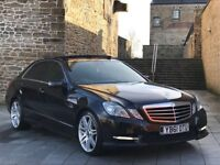 """✅ MERCEDES BENZ E250 SPORT AMG + PAN ROOF + NAV + H/LEATHER SEATS + 19"""" AMG ALLOYS"""