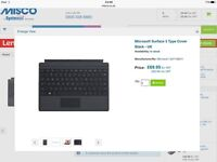 Microsoft keyboard surface 3. Mint condition £55