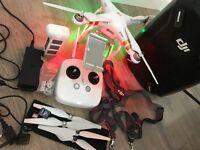 DJI Phantom 3 Pro 4k drone