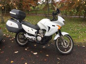 2004 honda transalp motorcycle