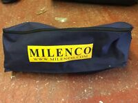 Milenco Aero Flat Towing Mirrors - Twin Pack with Case