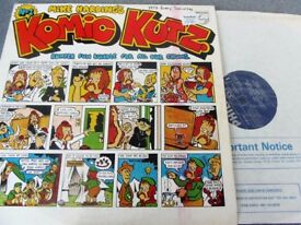 Mike Harding – Komic Kutz Philips – 6625 041 2 × Vinyl, LP 1979 Excellent+