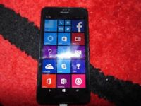Nokia/ Microsoft Lumia 640 XL - 8GB - Black (Unlocked) Smartphone