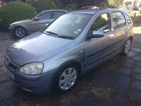 2004 Vauxhall Corsa 1.3 CDTi SXI