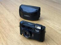 Yashica 35mm Auto Focus Motor Full Automatic with case, analogue film camera