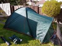 Eurohike Avon 3 person Tent