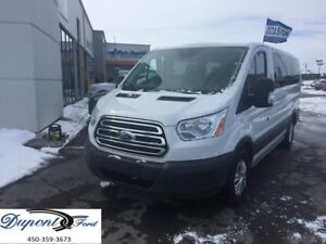 2015 FORD TRANSIT-150 Low Roof Wagon XLT