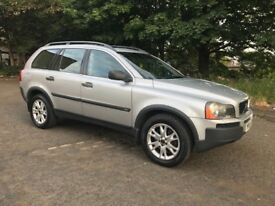 Volvo XC90 2.5 d se 4wd ,,,,,, excellent 4wd ,,,,7 seater,,,, £2250ono