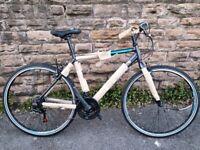 New Dawes Discovery Trail Hybrid Bike RRP: £299.99