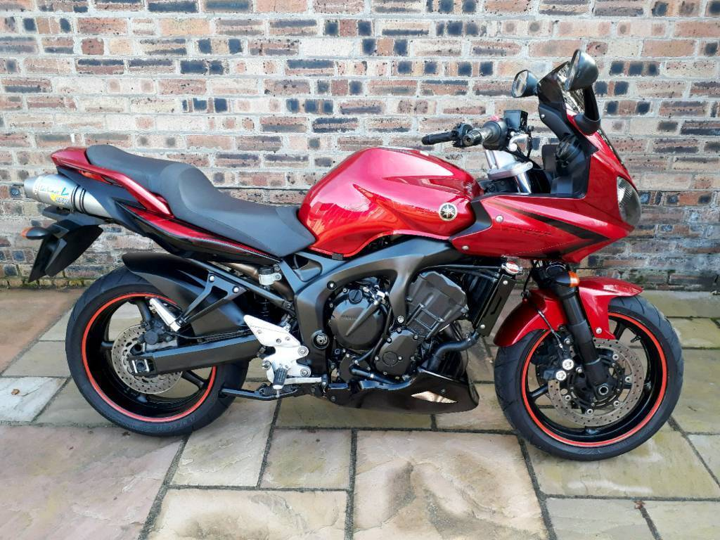 yamaha fz6 s2 fazer 600cc in perth perth and kinross. Black Bedroom Furniture Sets. Home Design Ideas