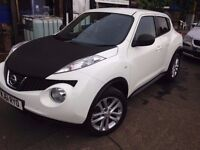 Nissan Juke, Full service history, Grey Cloth interior - Excellent Condition