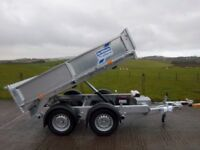 BRAND NEW IFOR WILLIAMS TT2515 TIPPING TRAILER