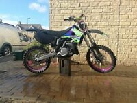 1998 kawasaki kx 250 no fourth gear swaps