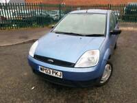 FORD FIESTA 1.3ltr_5dr *** FULL MOT - FREE DELIVERY ***