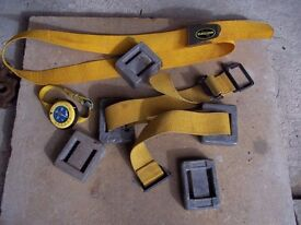 Divers belts and weights