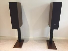 PMC Fact 3 Loudspeakers complete with stands in immaculate condition