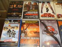WANTED EX RENTAL VHS VIDEO TAPES FOR GENUINE COLLECTOR - CASH PAID