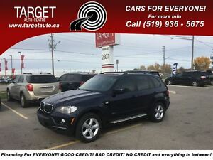 2008 BMW X5 3.0si, Loaded, Leather Panoramic Roof and More !!