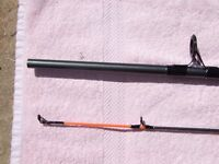 Storm Tempest 9ft Spinning Rod ideal for sea lure, spinning or light beach / harbour work