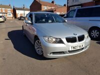 Bmw 320D automatic full leather