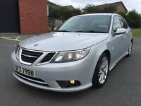 2008 SAAB 9-3 VECTOR SPORT TID AUTOMATIC LOW MILES FULL SERVICE HISTORY ONE OWNER