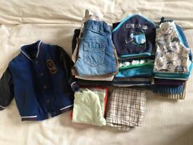 Boys bundle clothes 6-12 months