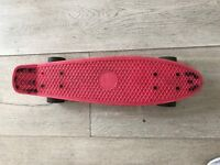 Red Skateboard for sale